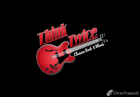 Think Twice Offical Logo Design