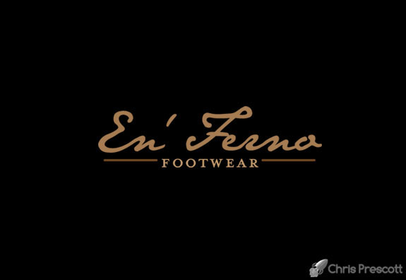 Official Logo En Ferno Footwear