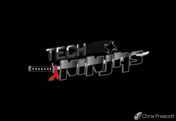 Tech Ninja Official Logo