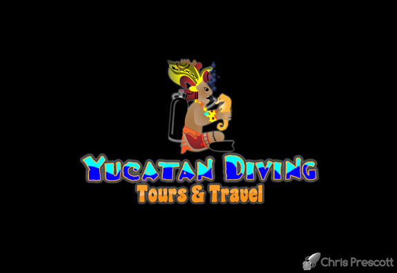 Official Logo of Yucatan Diving