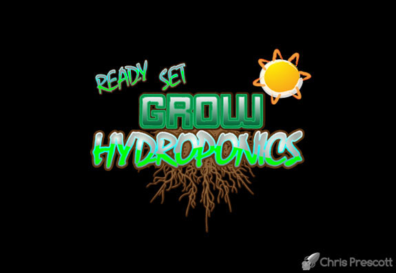 Ready Set Grow Hydroponics Official Logo