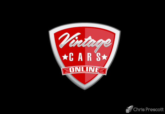 Vintage Car Logo
