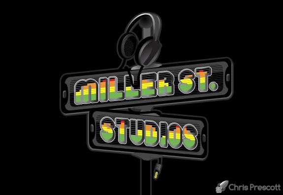 Miller St. Studios Logo
